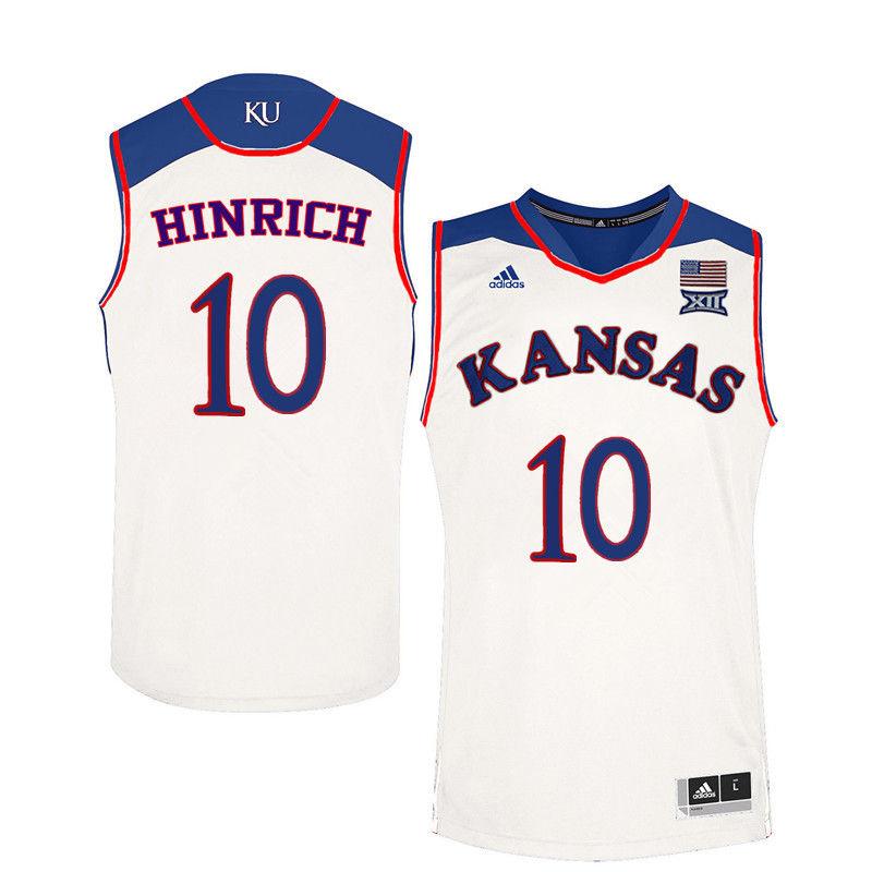 8204ce0f4c1 Kirk Hinrich Jersey   Official Virginia Tech Hokies College Football ...