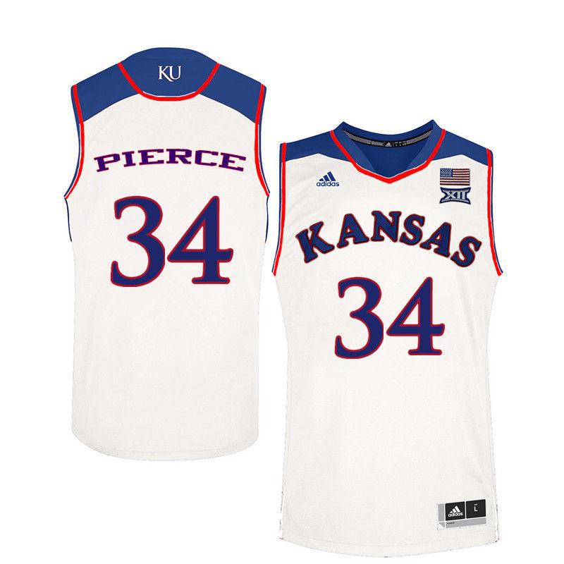 68e564822 Paul Pierce Jersey   Official Virginia Tech Hokies College Football ...